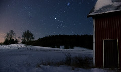 Cold Night photo by Peddan Foto