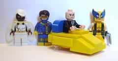 The X-Men photo by ChocoBricks Customs