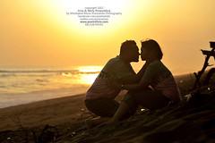 Foto PreWedding Outdoor Photo with Sunset photo by Fotografer Pernikahan Pre Wedding Jogja Yogyakarta