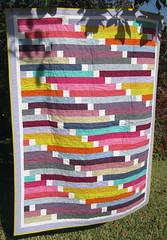 Mikayla's Quilt - Front photo by BGelhausen