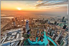 Sunrise Over Dubai - (Explored) photo by Najib Nasreddine