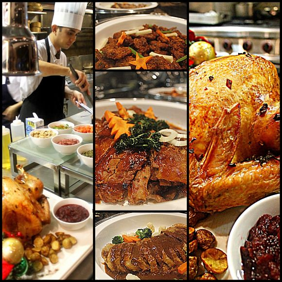 Best Western Premier F1 Hotel Christmas Buffet at F Restaurant