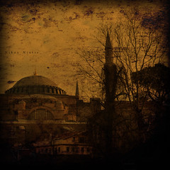 Hagia Sophia - Part 1 photo by Nikos Niotis
