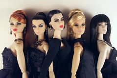 Strictly Black - Top Five New Girls of 2012 photo by Doll Fashionista