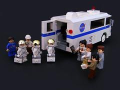 NASA Astro Van - 01 photo by Legohaulic