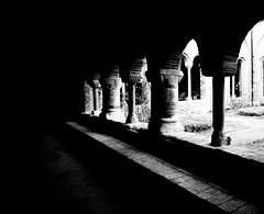 Dove c'è molta luce, l'ombra è più nera. photo by thescourse