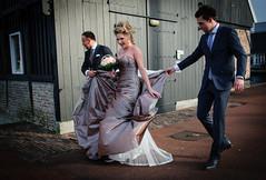Wedding Michelle & Martijn photo by archangel 12