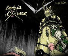 Zombie Extrema / Bicha photo by Miss Hask ▼▼▼