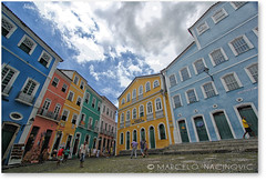 Pelourinho em Salvador photo by marcelo nacinovic