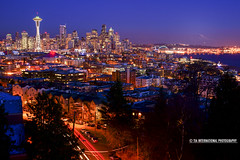 From Seattle with Salutations photo by TIA International Photography