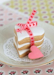Heart Cookies photo by cafe noHut