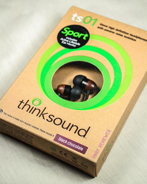 thinksound ts01 headphones in black chocolate