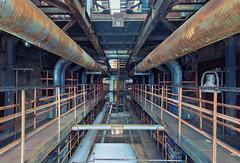 Industrial Organ photo by tonal decay