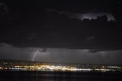 Havasu Light Show photo by Jeff Maack