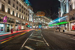 Regent Street, London photo by Gene Krasko Photography