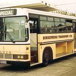 1989 Isuzu LT111P bus