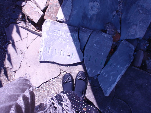 Leontine's Grave