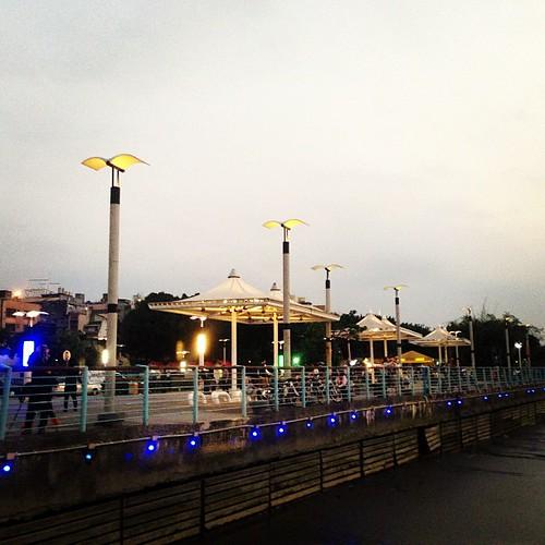 大稻埕碼頭 Taipei Dadaocheng Wharf #Taipei #Taipeicity #Taiwan #wharf #Dadaocheng #Twatiutia