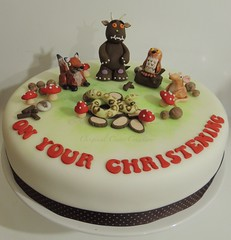 The Gruffalo  cake photo by Shereen's Cakes & Bakes