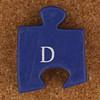 Dinosaur Puzzle Letter D