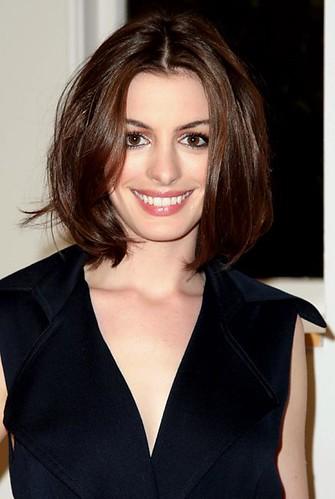 Anne Hathaway bob 2