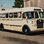 1968 Bedford SB3 bus - photo Brian Schieb
