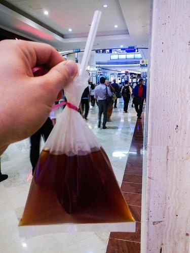 Tae O in a Bag
