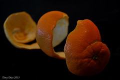 Orange peel photo by Tony Dias 7