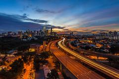 Kuala Lumpur: Rush hour part 3 (of 4) photo by Hafidz Abdul Kadir