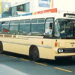 1985 Isuzu JCR500 bus