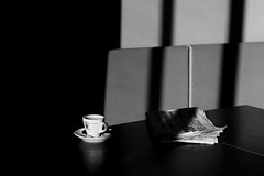 the morning coffee photo by Thomas Leth-Olsen