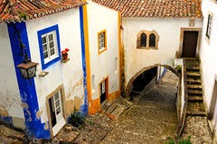 Obidos, Portugal photo by Sunsword & Moonsabre