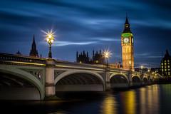 Big Ben and Westminster Bridge photo by iwillbehomesoon
