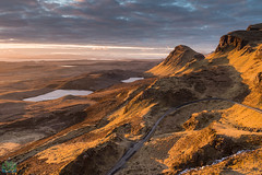 The Quiraing photo by James G Photography