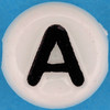 Letter Bead letter A