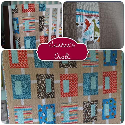 Carter's Quilt