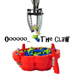 The CLAW!!! photo by Si-MOCs