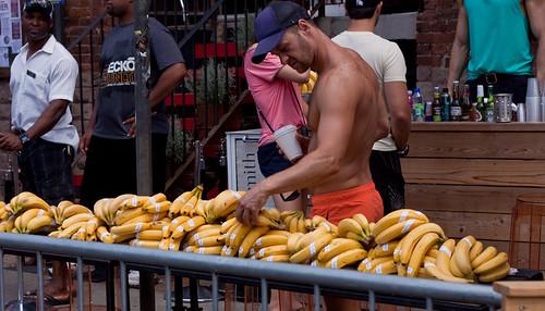 Church Street & Pride Bananas