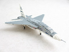 RA-5C Vigilante of RVAH-6 'Fleurs' (1) photo by Mad physicist