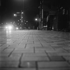 夜歩く photo by shimanosu