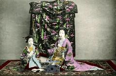 Yuki-Mochi-Zasa 1910s photo by Blue Ruin1