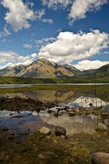 Patagonic reflex photo by HERNANTIPA