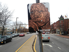 Mt. Royal x Calvert (Baltimore, MD) photo by NETHER STREET ART