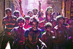 Chennai Holi photo by Arun Titan