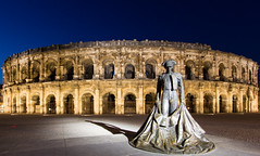 Arena of Nîmes photo by spanishjohnny72