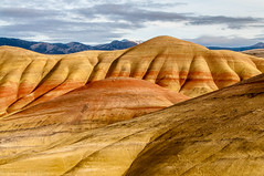 Valentines Painted Hills photo by Jeffery P.