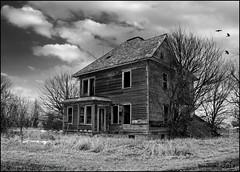 Abandoned Farmhouse photo by keeva999