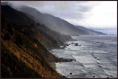 California Coast and Pacific Ocean photo by derhur