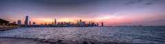 Chicago Skyline Before Dark photo by rushdi13