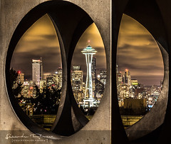 Space Needle from Kerry Park photo by lisandro22rivera